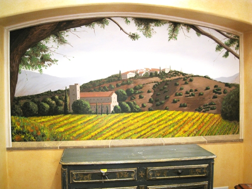 Marcelino Custom Finishes Artwork e murals4