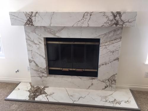 Marcelino Custom Finishes Fireplaces2